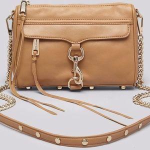 Rebecca Minkoff Mini Mac Crossbody Purse Bag